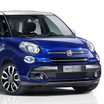 Fiat 500L Probe fahren