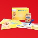 Produktproben Baby