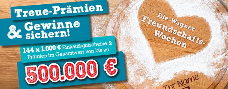 gratis Wagner Prämien