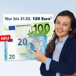 Geldprämie kassieren