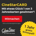 Card von Cinestar kostenlos