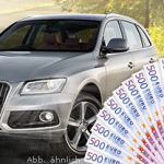 Auto oder Bargeld