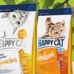 Produktproben von Happy Cat