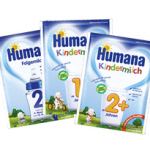 Produktproben von Humana