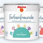 Testprodukte von Alpina