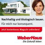 gratis Katalog von Weber Haus
