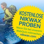 kostenlose Probe Nikwaxs