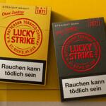 kostenlose Zigaretten von Lucky Strike