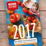 Kalender von Rewe kostenlos
