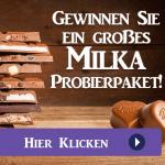 Milka Schokolade testen