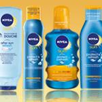 Testprodukte von Nivea