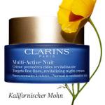 Produktproben von Clarins