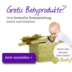 Babyprodukte kostenlos testen