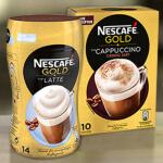 gratis Nestle Kaffee