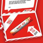 kostenlose Schokolade von Duplo