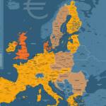 kostenlose Europakarte