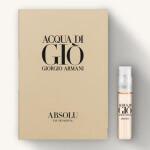 kostenlose parfümprobe