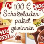 Schokolad gewinnen