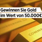 gewinne viel Gold