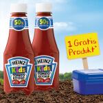 Heinz Gratis Aktion