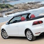 VW Golf Cabrio gewinnen
