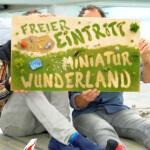 kostenloser Eintritt ins Miniaturland