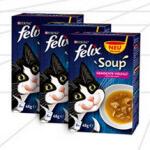 Katzenfutter Gratisprobe