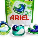 Ariel kostenlos testen