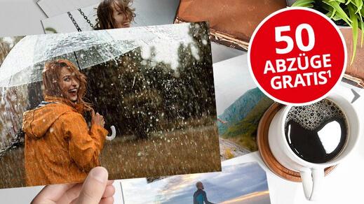 gratis Fotoabzüge bestellen