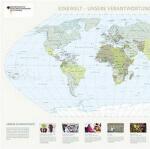 kostenlose Weltkarte bestellen