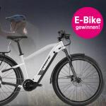 gewinne ein Trekking Bike