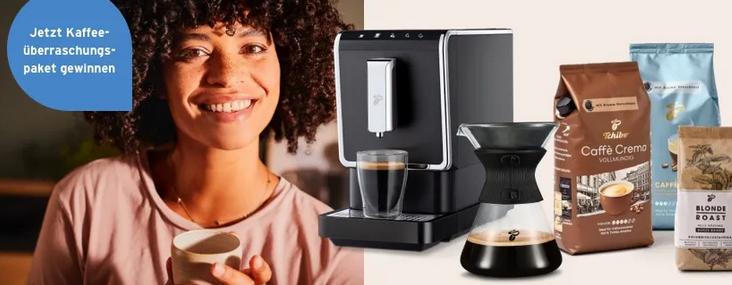Tchibo Kaffee testen